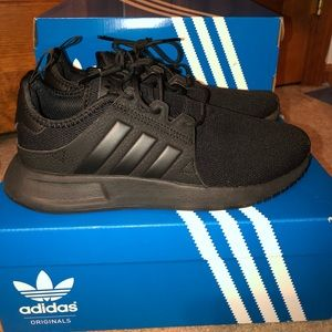 ADIDAS X_PLR BLACK/BLACK BOYS 6 OFFERS WELCOME